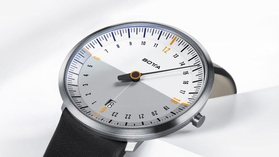 UNO 24 | Armbanduhr von Botta-Design