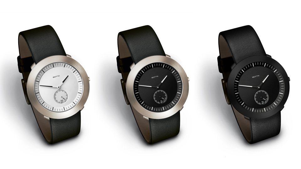 HELIOS | Armbanduhr von Botta-Design