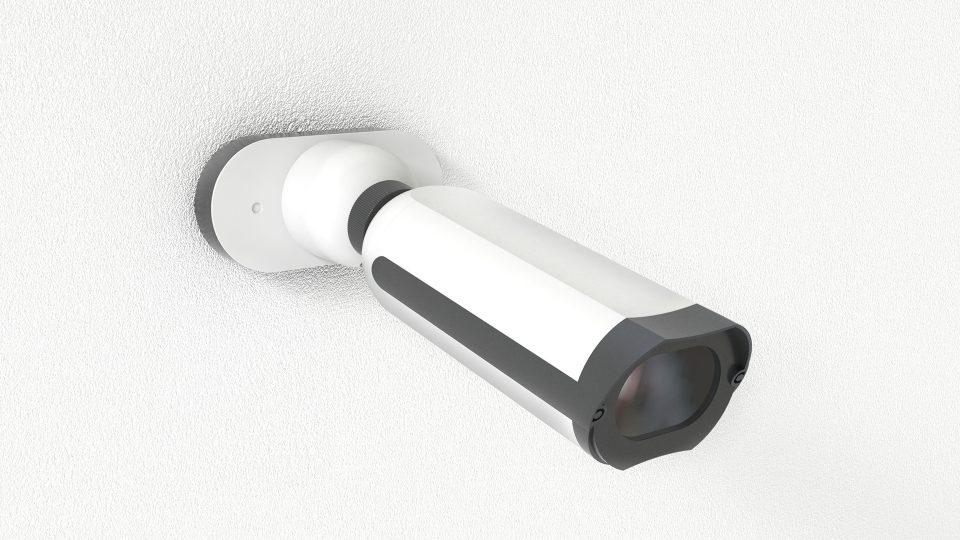 Kameragehäuse zur Objektüberwachung | für Videor
