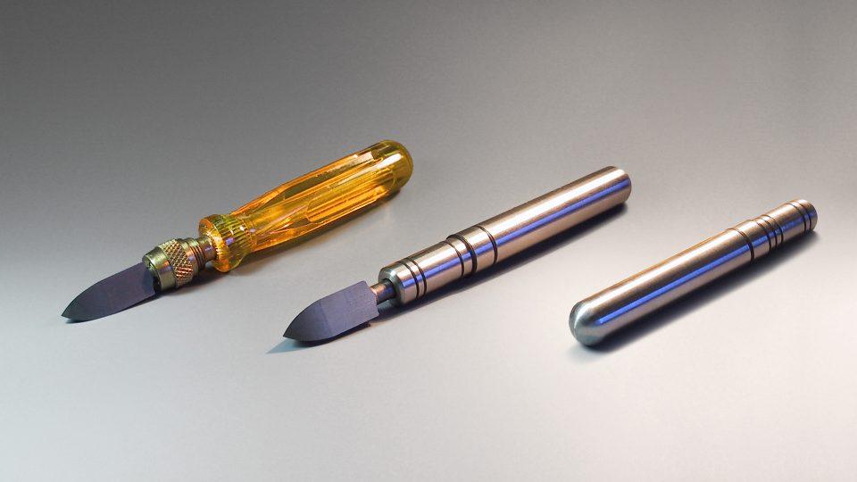 Labor-Glasschneider | für Pöllath